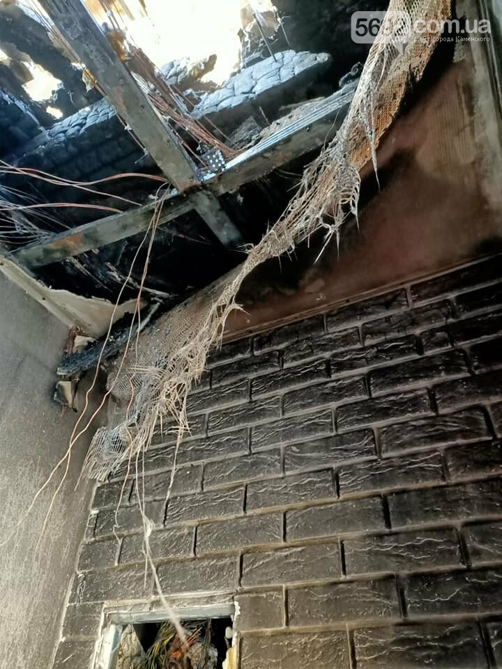 В Елизаветовке горел коттеджный городок: история пострадавшей семьи Иллиодоровых, фото-16