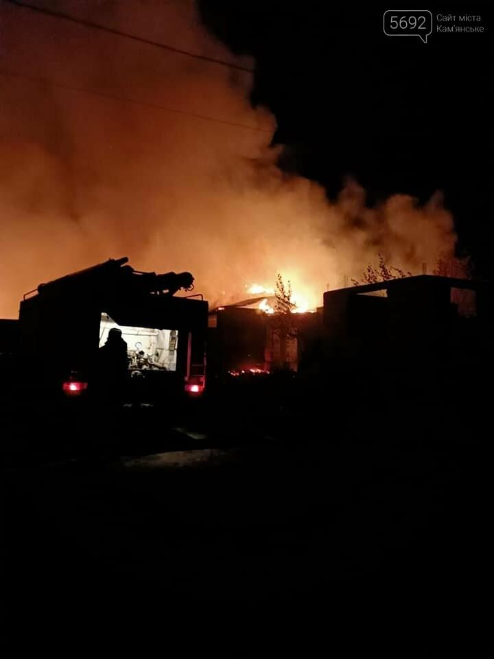 В Елизаветовке горел коттеджный городок: история пострадавшей семьи Иллиодоровых, фото-14