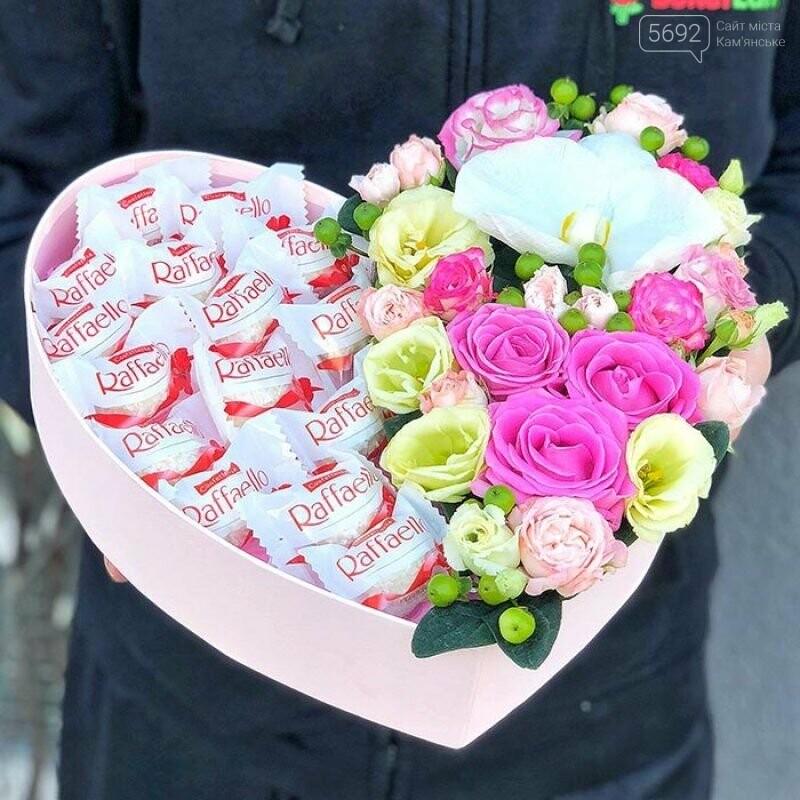 Где купить цветы в Каменском на 8 марта, фото-2