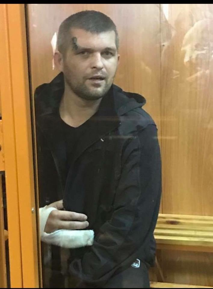 Стрелявшего в Каменском охранника Яроша из СИЗО отправили в реанимацию, фото-3