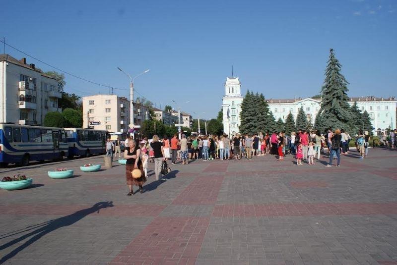 В День защиты детей маленькие каменчане отправились в Днепропетровский цирк, фото-3