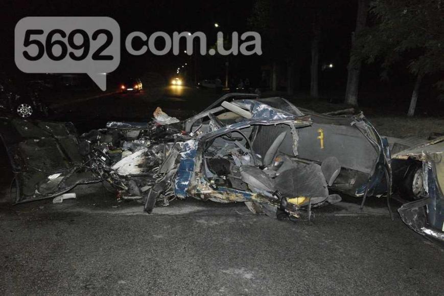 На левобережье Каменского произошло ДТП с пострадавшими, фото-5
