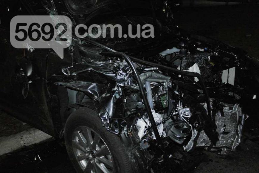 На левобережье Каменского произошло ДТП с пострадавшими, фото-2
