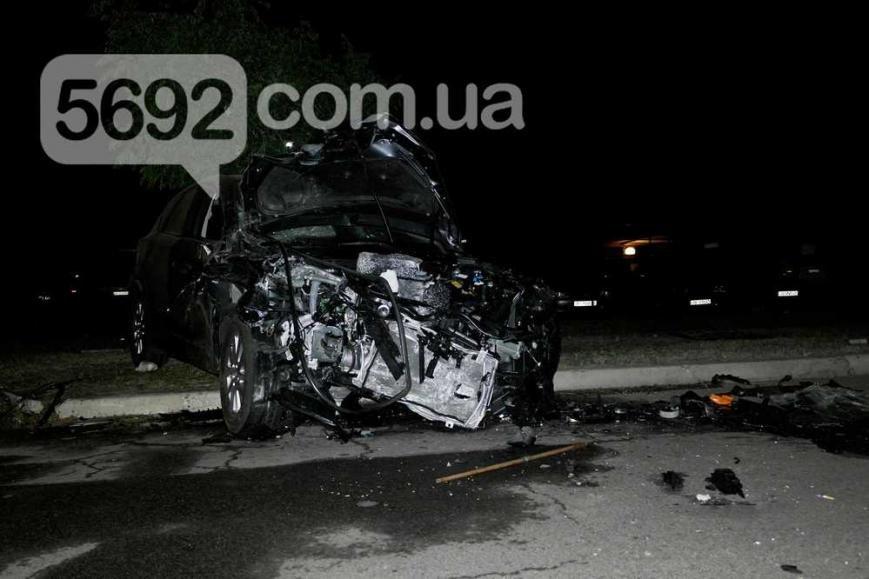 На левобережье Каменского произошло ДТП с пострадавшими, фото-7