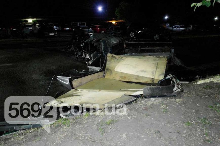 На левобережье Каменского произошло ДТП с пострадавшими, фото-9