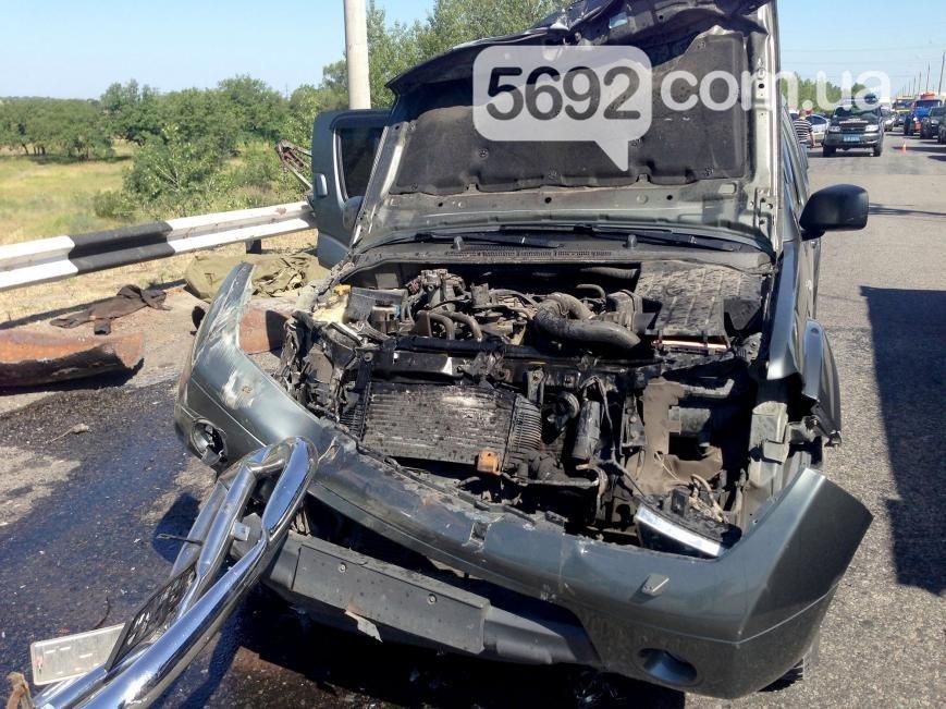 В Каменском на мосту произошло смертельное ДТП (Обновлено), фото-2