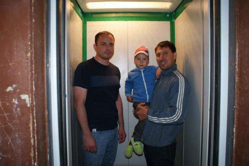 В Романково запустили лифты, фото-2