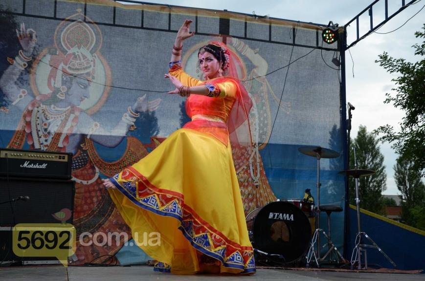 Каменчанам показали культуру Индии, фото-4