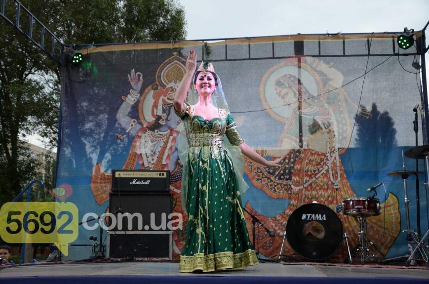 Каменчанам показали культуру Индии, фото-2