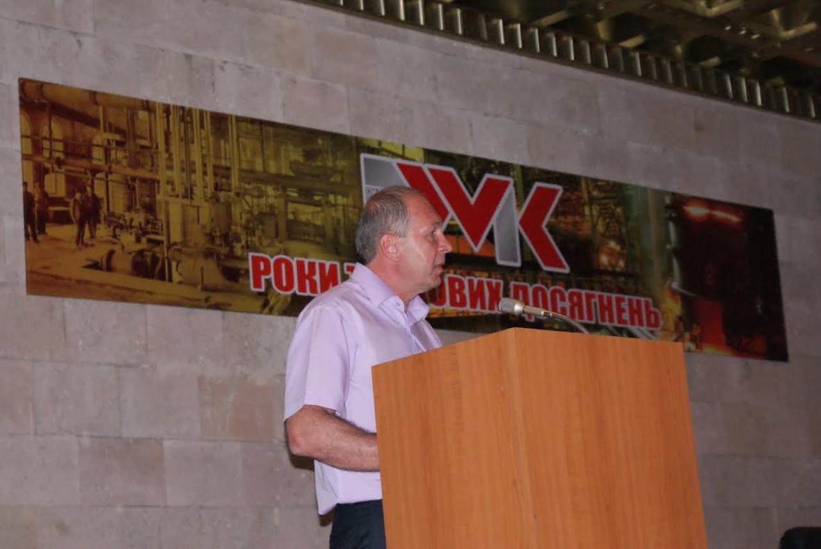 В Каменском состоялась встреча администрации ДМК и профсоюзов , фото-2