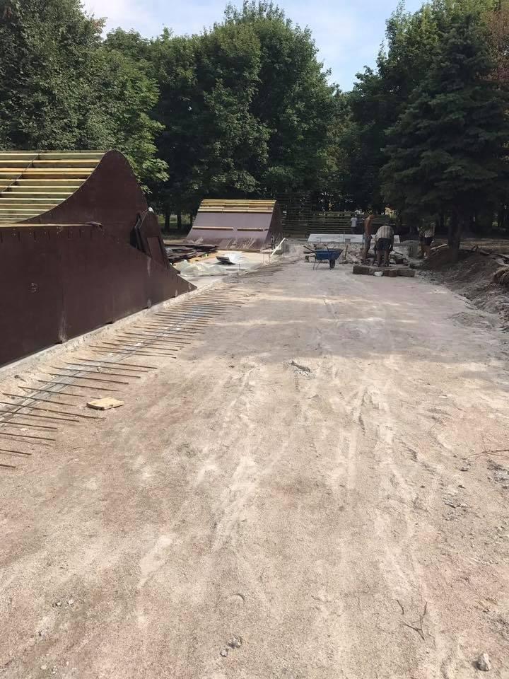 В Каменском появится крупнейший в Украине скейт-парк, фото-3