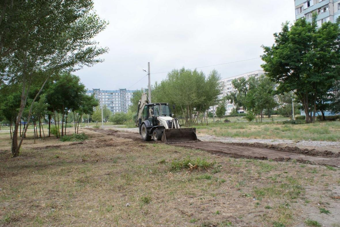 """На левобережье Каменского делают """"парк счастья"""", фото-2"""