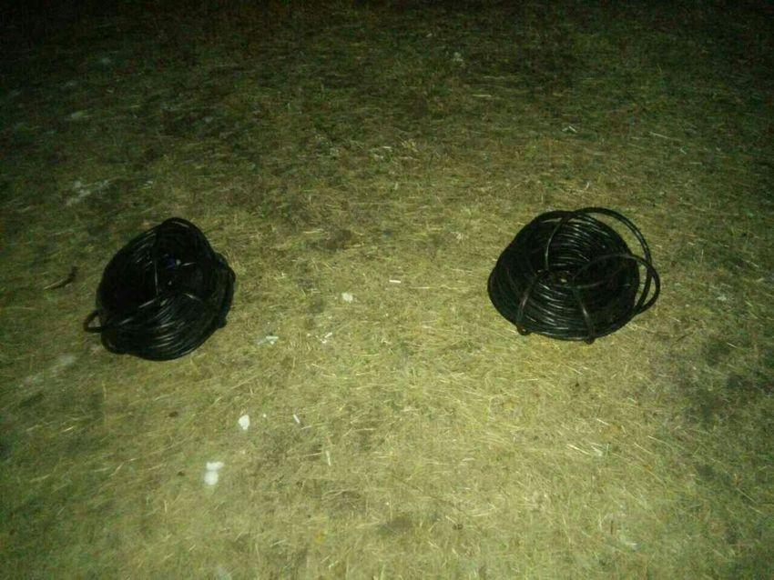 В Каменском задержали кабельного вора из Запорожья, фото-3