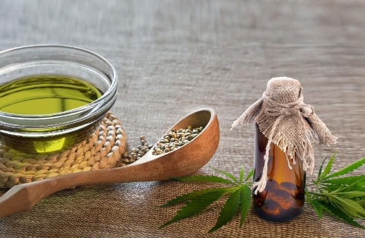 масло из семян конопли