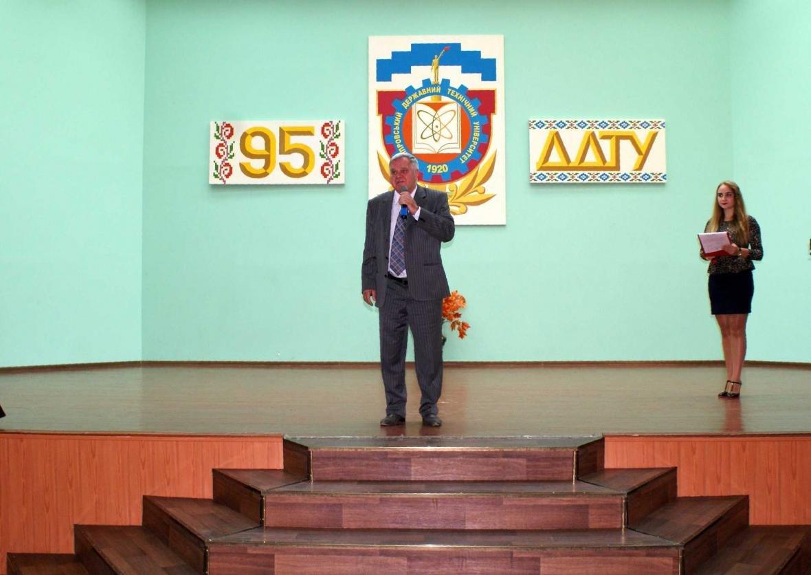 Каменских первокурсников посвятили в студенты ДГТУ, фото-2