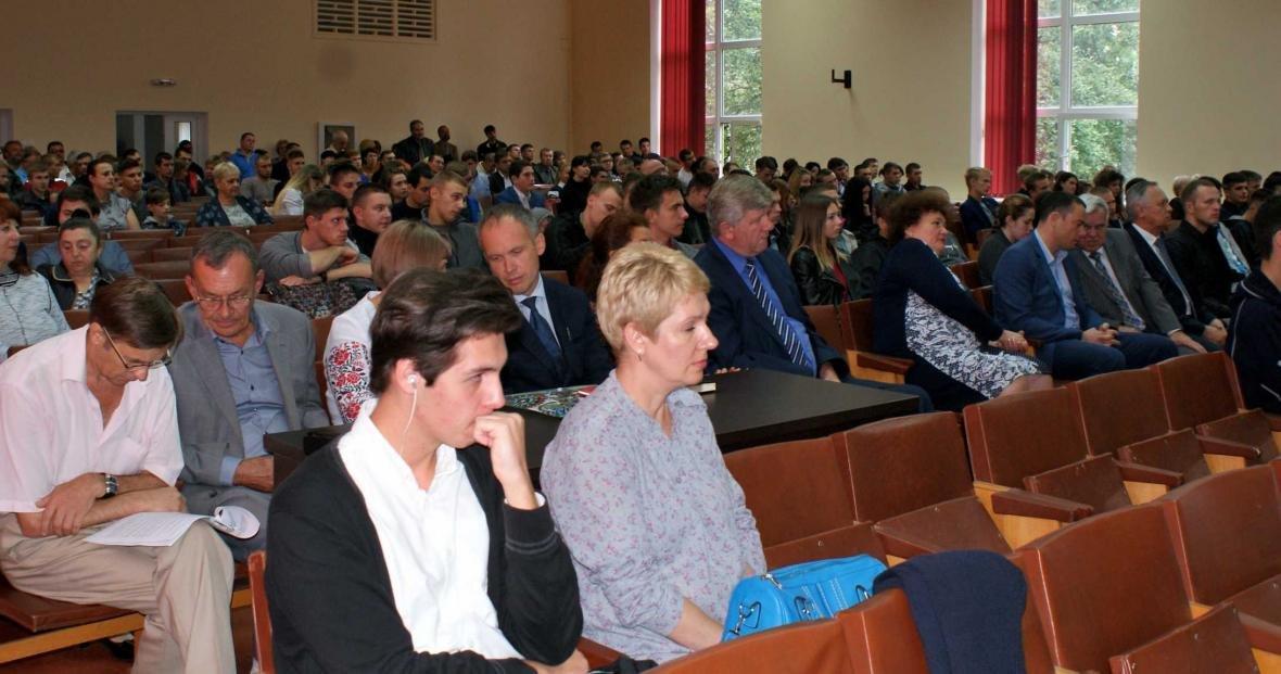 Каменских первокурсников посвятили в студенты ДГТУ, фото-5