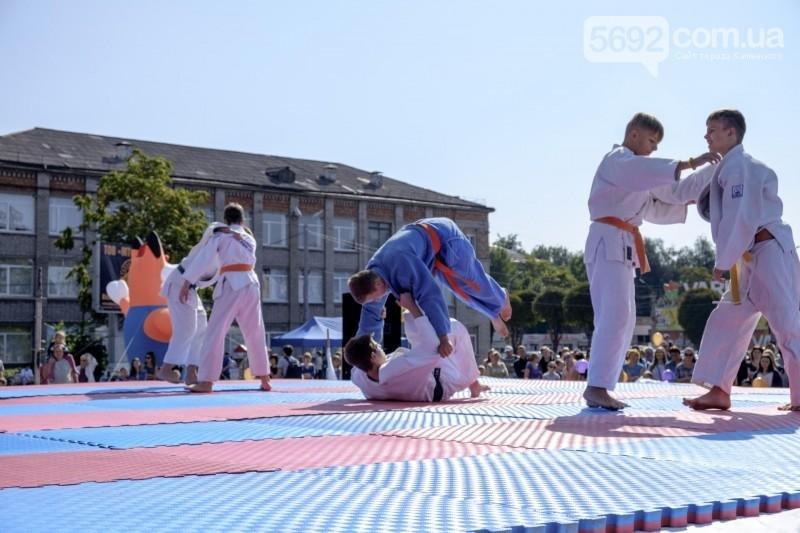 В Каменском прошел фестиваль единоборств, фото-4