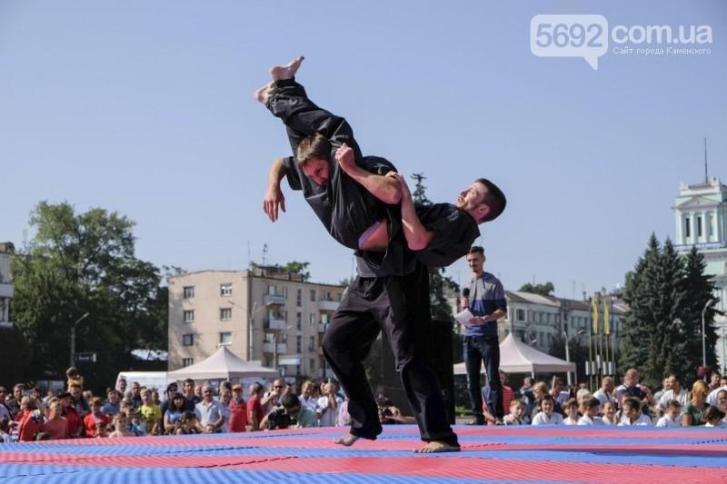 В Каменском прошел фестиваль единоборств, фото-2