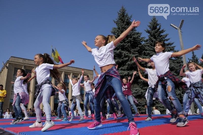В Каменском прошел фестиваль единоборств, фото-9