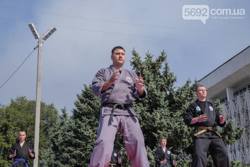 В Каменском прошел фестиваль единоборств, фото-10