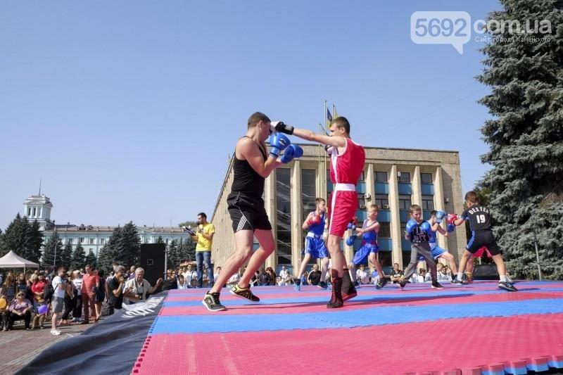 В Каменском прошел фестиваль единоборств, фото-13