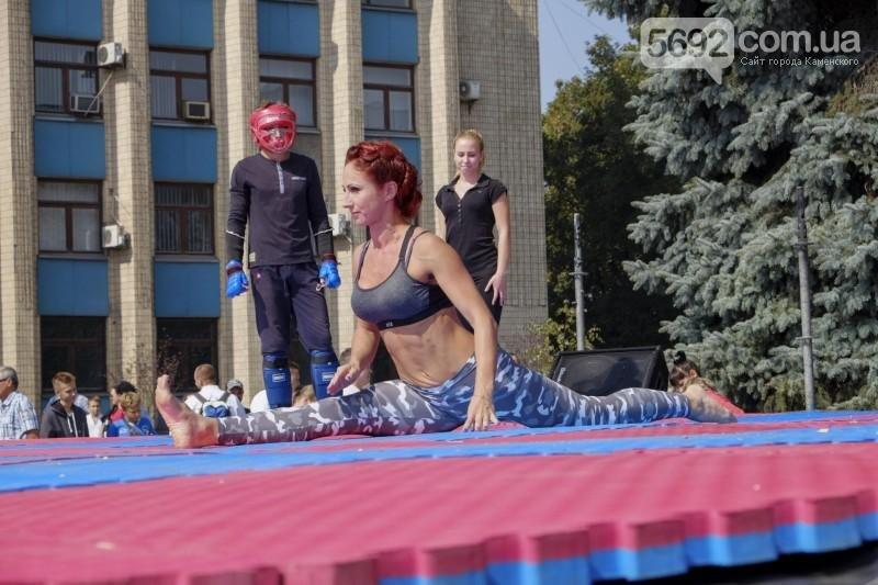 В Каменском прошел фестиваль единоборств, фото-14