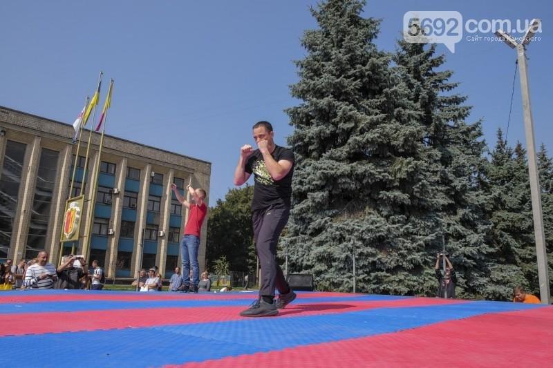 В Каменском прошел фестиваль единоборств, фото-19