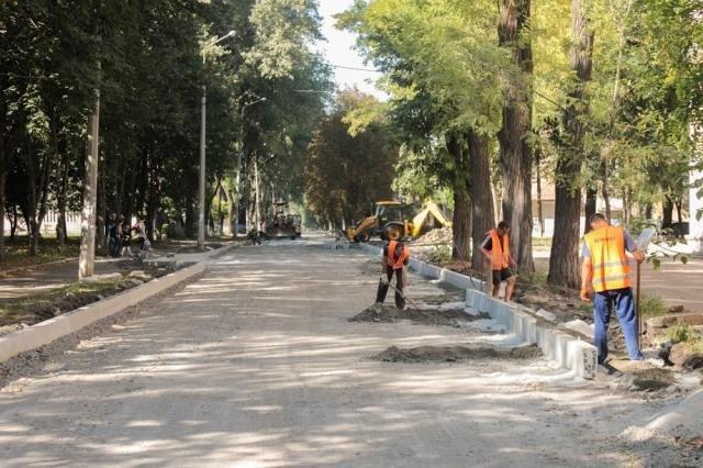 В Каменском полвека не ремонтировали улицу, фото-3