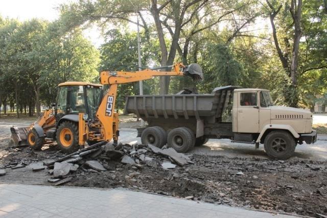 В Каменском полвека не ремонтировали улицу, фото-4