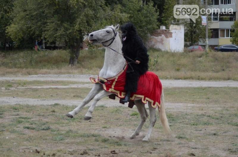 Левобережный парк Каменского отпраздновал юбилей, фото-2