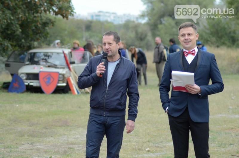Левобережный парк Каменского отпраздновал юбилей, фото-3