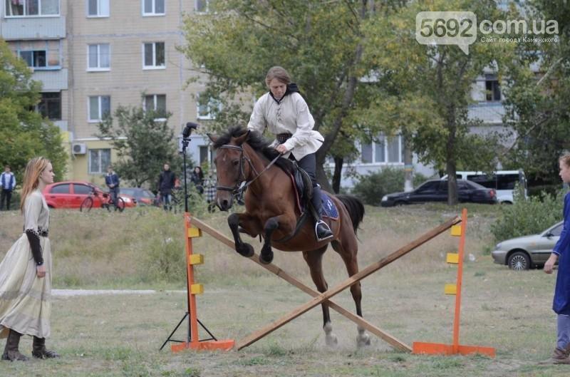 Левобережный парк Каменского отпраздновал юбилей, фото-18