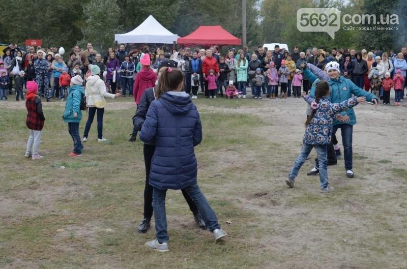Левобережный парк Каменского отпраздновал юбилей, фото-20