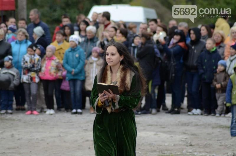 Левобережный парк Каменского отпраздновал юбилей, фото-5