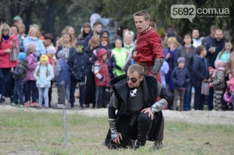 Левобережный парк Каменского отпраздновал юбилей, фото-11