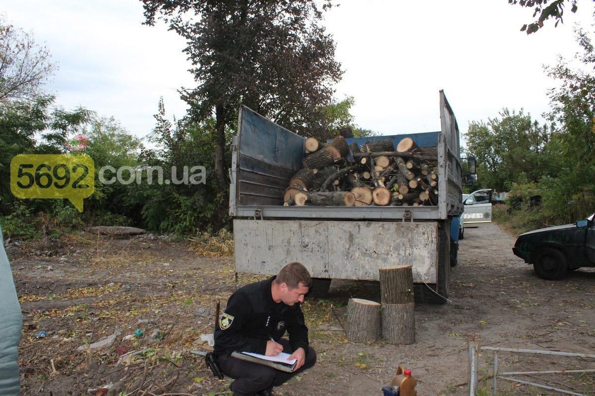 Каменские общественники вызвали полицию на Ждановское кладбище, фото-3