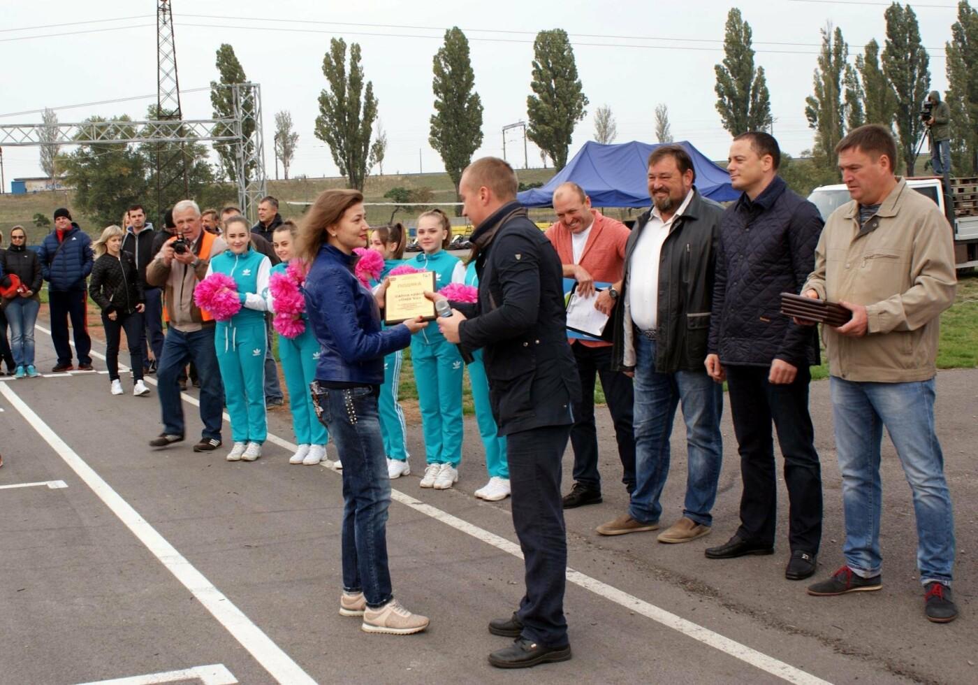 В Каменском соревновались лучшие гонщики Украины, фото-3