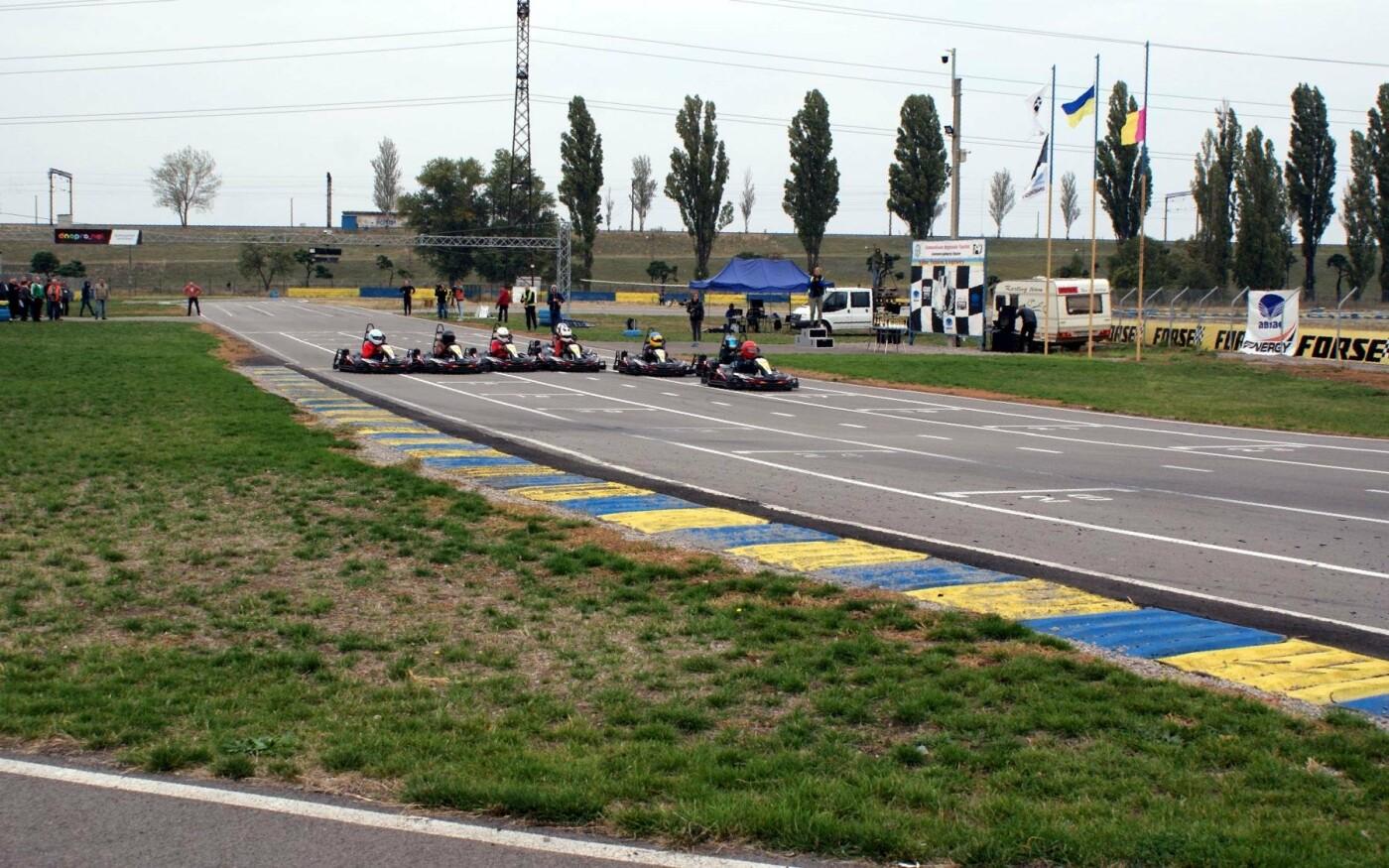 В Каменском соревновались лучшие гонщики Украины, фото-8