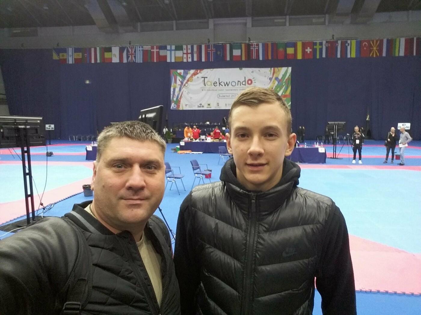 Каменчанин стал чемпионом Европы по тхеквондо, фото-3