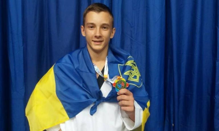 Каменчанин стал чемпионом Европы по тхеквондо, фото-1