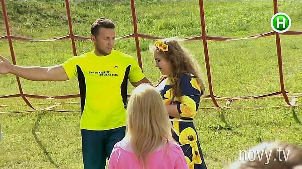 Каменской спортсмен Павел Терехов снялся в шоу «ПоLOVEинки», фото-2
