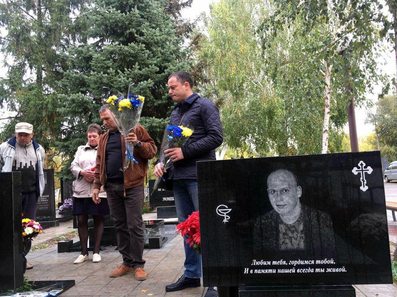 Мэр поздравил каменских воинов с Днем защитника Украины, фото-2