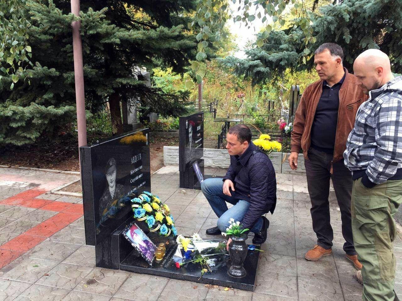 Мэр поздравил каменских воинов с Днем защитника Украины, фото-3