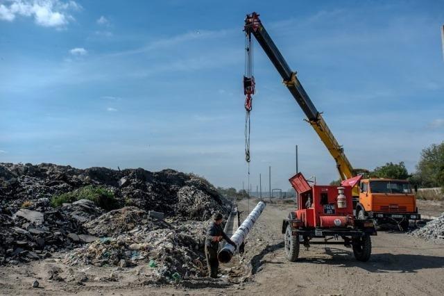 В Каменском появится мусорный полигон, фото-1
