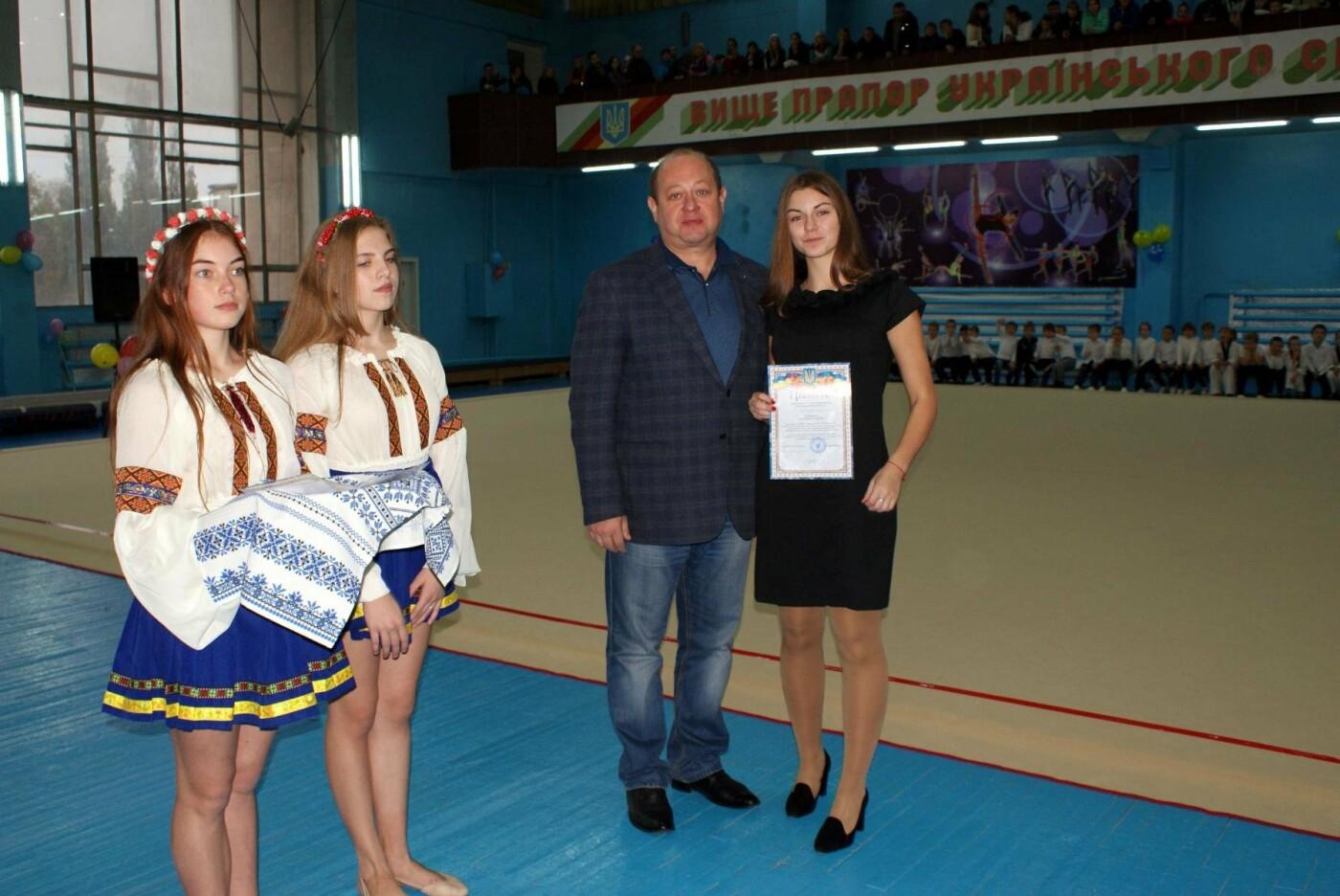 Новичков каменской ДЮСШ № 4 посвящали в спортсмены, фото-4
