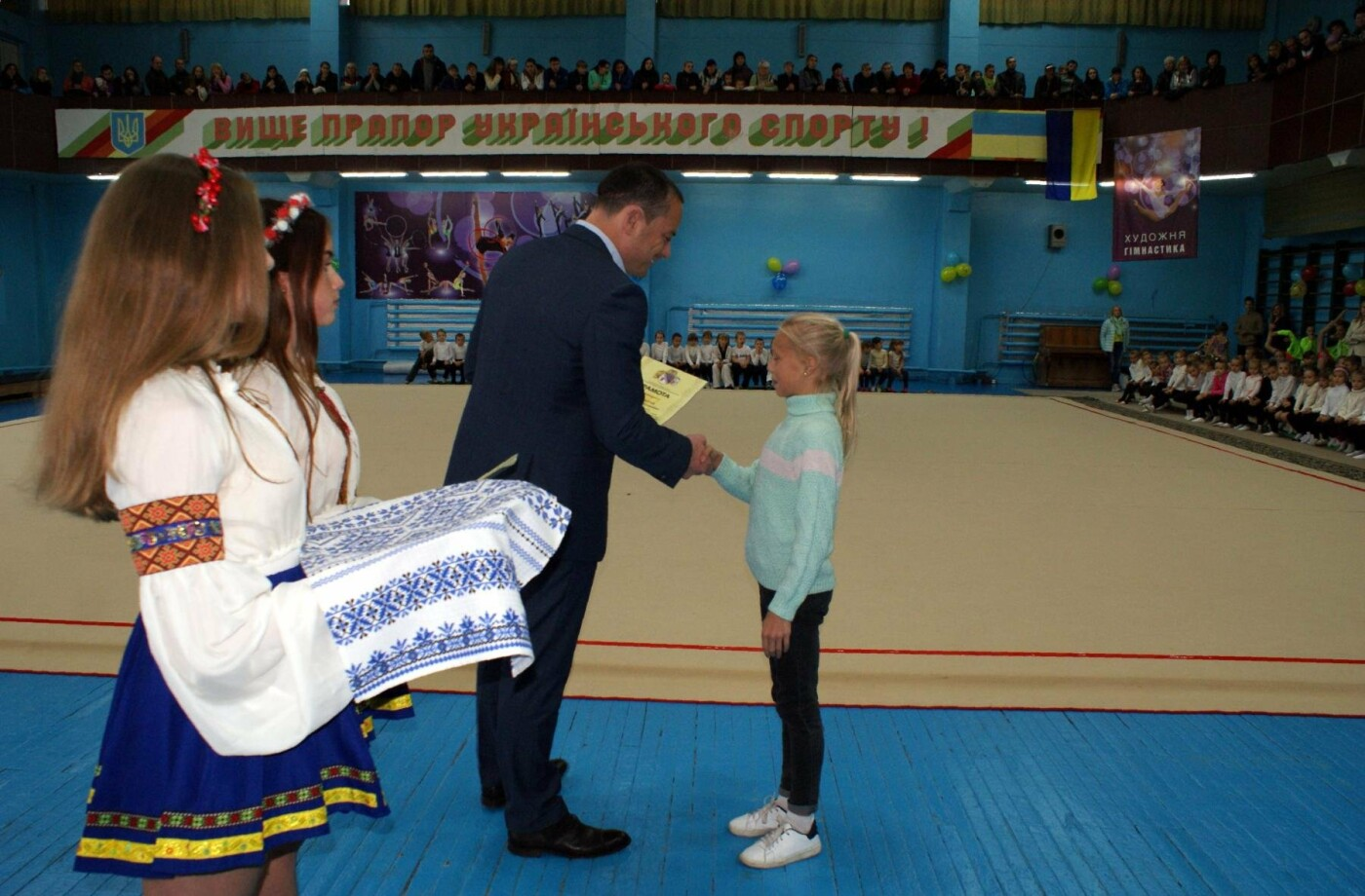 Новичков каменской ДЮСШ № 4 посвящали в спортсмены, фото-6