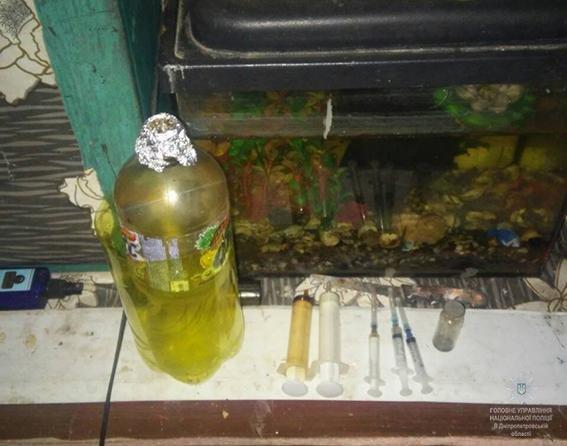 На Черемушках в Каменском закрыли наркопритон, фото-1