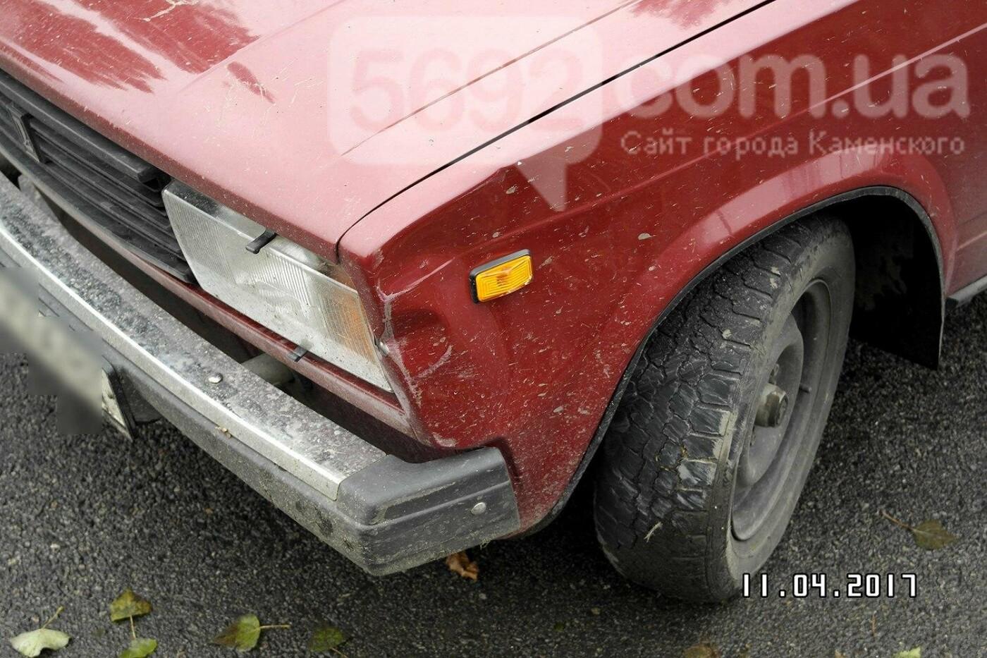 ДТП в Каменском: на Юбилейном перевернулся Chevrolet, фото-7