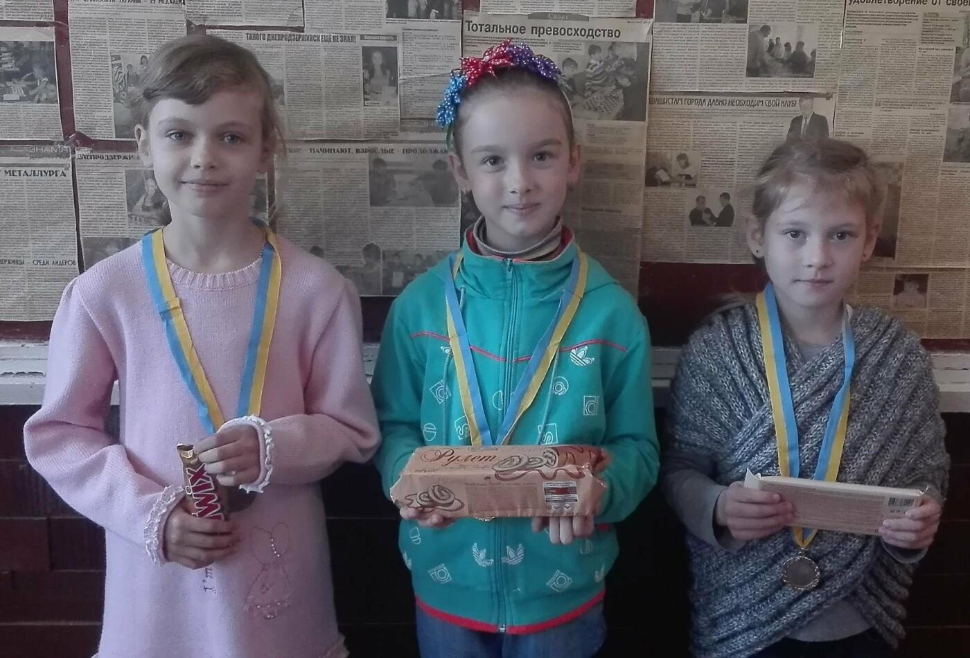 Маленькие каменчане соревновались за звание чемпиона города по шашкам, фото-5