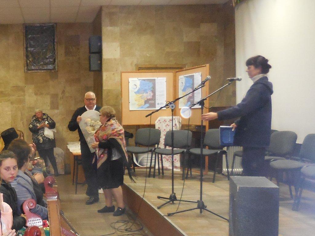Семьям погибших в АТО каменчан вручили барельеф «Икона памяти», фото-3